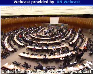 UNHRC Webcast